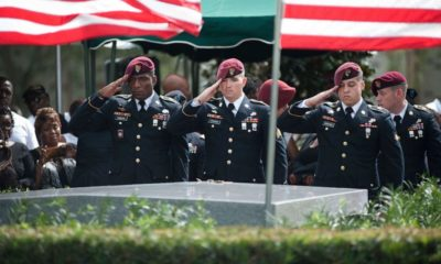 Hollywood $10 million equipped for records about 2017 attack in Niger