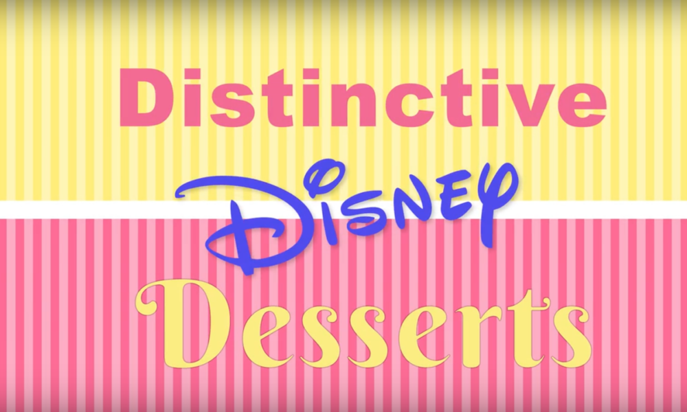 Delight in a unbiased correct time National Dessert Day With 'Distinctive Disney' Truffles