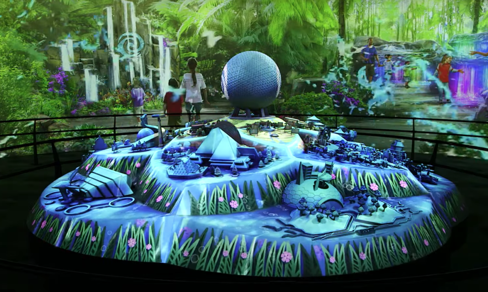 Disney Parks Weblog Weekly Recap – A Survey Into the Arrangement forward for Epcot, New Enchanted Rose Lounge Opens at Walt Disney World Resort and More …