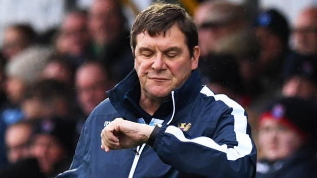 St Johnstone: Tommy Wright's achievements point out no apprehension at McDiarmid