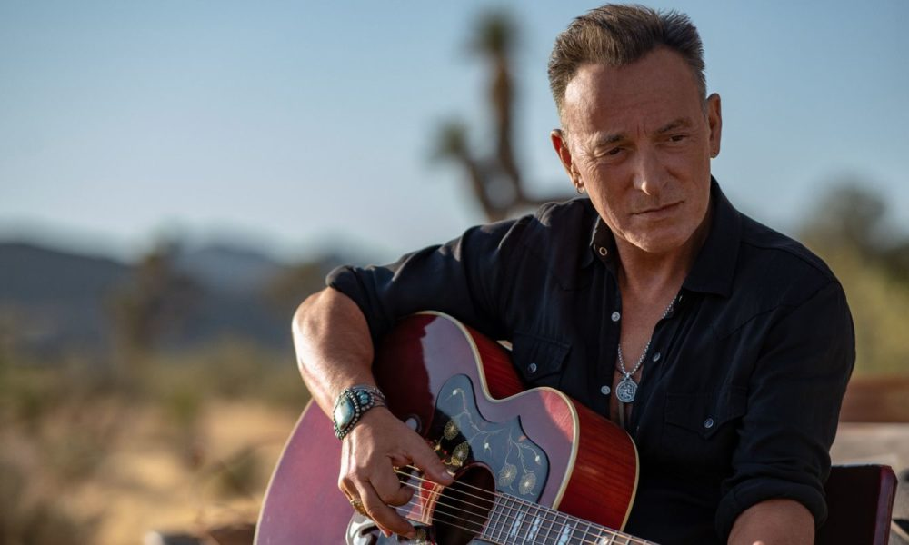 Bruce Springsteen On Western Stars And If We'll Ever Are looking ahead to A Boss Biopic