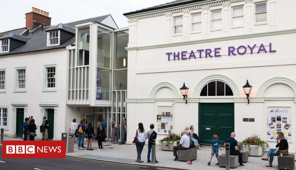 When Scotland's oldest working theatre became once saved