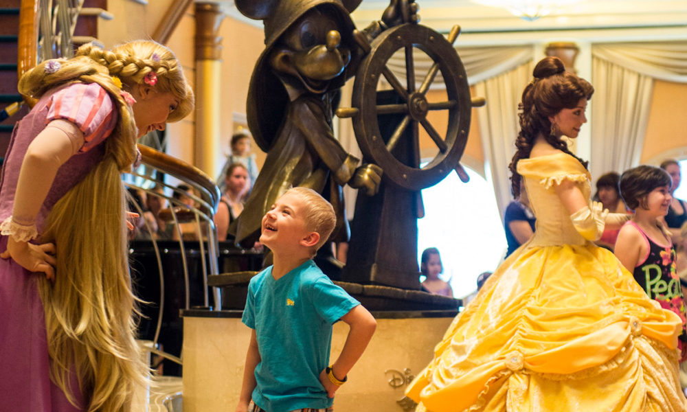 To find How Disney Movies Attain to Life Onboard Disney Ships