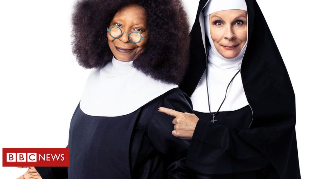 Whoopi Goldberg returns to Sister Act stage musical