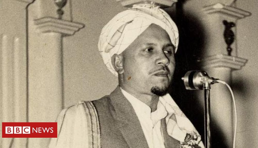 The imam who died combating racism in South Africa