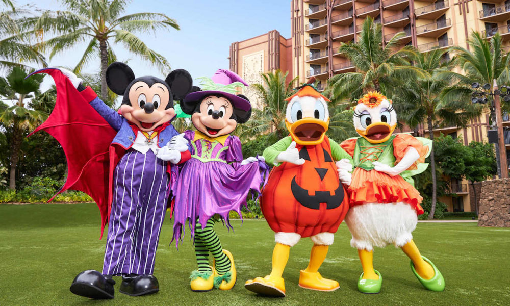 Halloween Fun and Seasonal Treats at Aulani, A Disney Resort & Spa