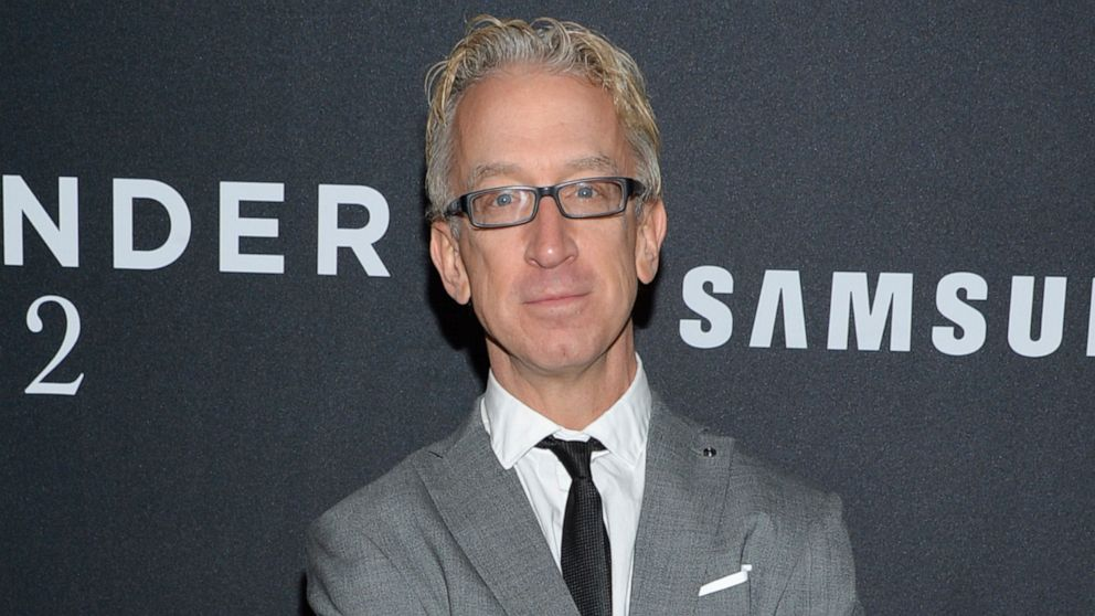 Hollywood Comedian Andy Dick charged with groping driver