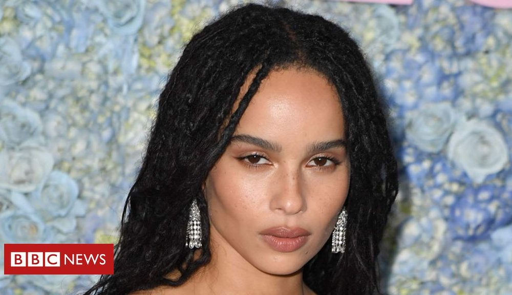 Zoe Kravitz follows Berry and Hathaway in playing Catwoman