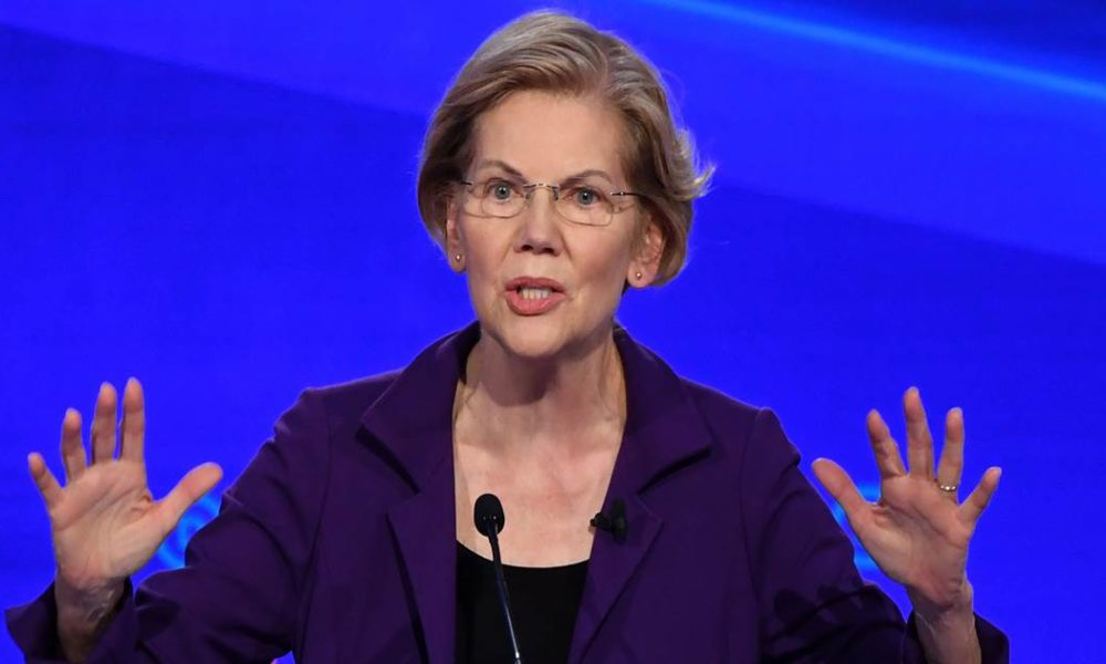 Debate pile-on from competitors reveals Warren's strengths and weaknesses