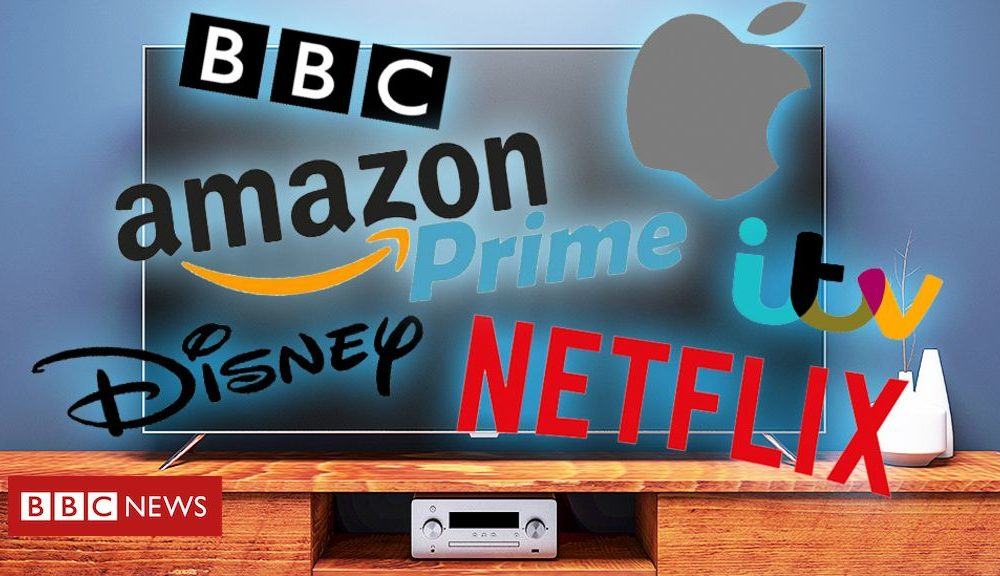 Apple, Disney, Netflix, Amazon: The battle for streaming survival – BBC Files