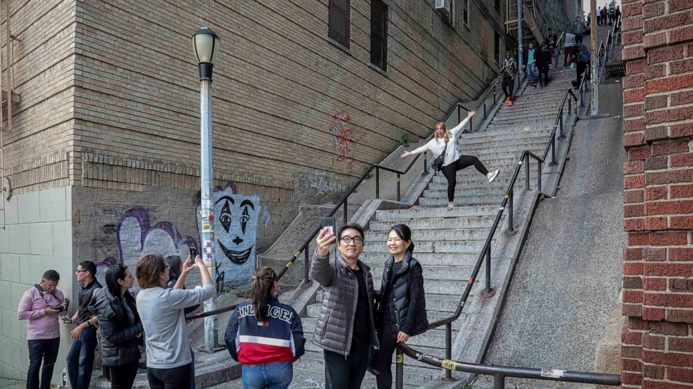 Bronx steps in 'Joker' movie change into a vacationer attraction