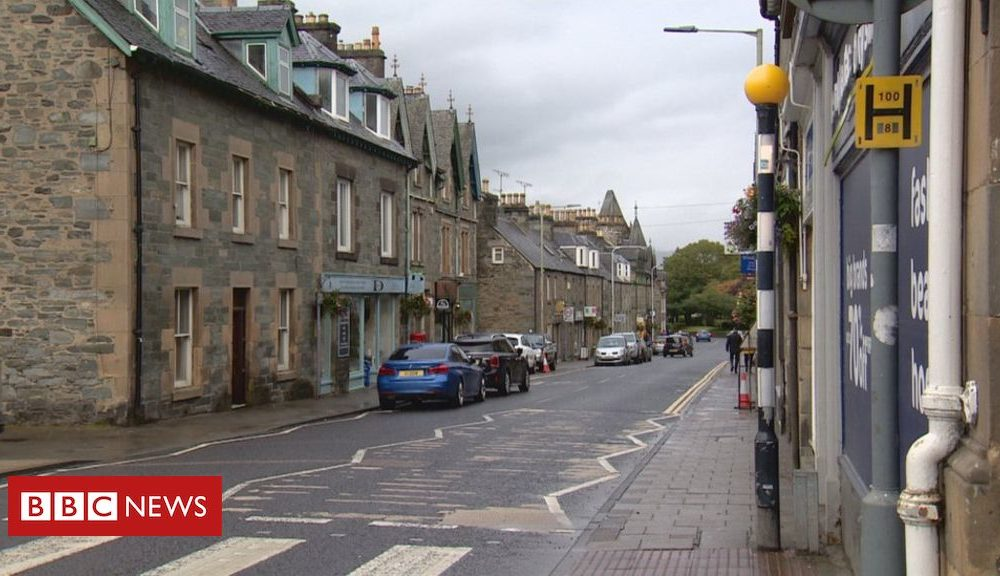 What does being a dementia-friendly town imply?