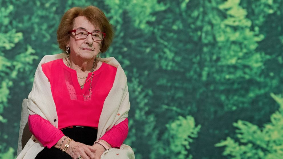 Hanni Lévy, who survived Holocaust in Berlin hideout, dies