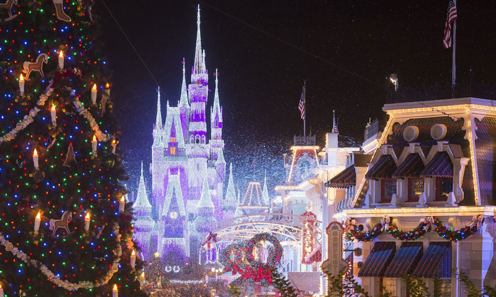 ABC and Disney Channel Carry the Magic of Disney Parks to Your Residing Room With Three Holiday Specials Featuring A couple of of This day's Largest Stars