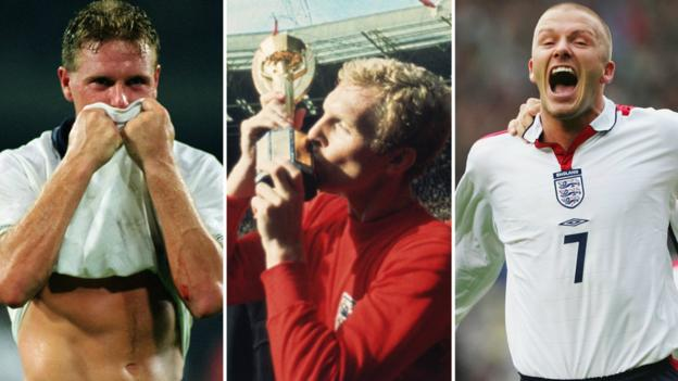 England's 1,000 games: Secure your England all-time XI