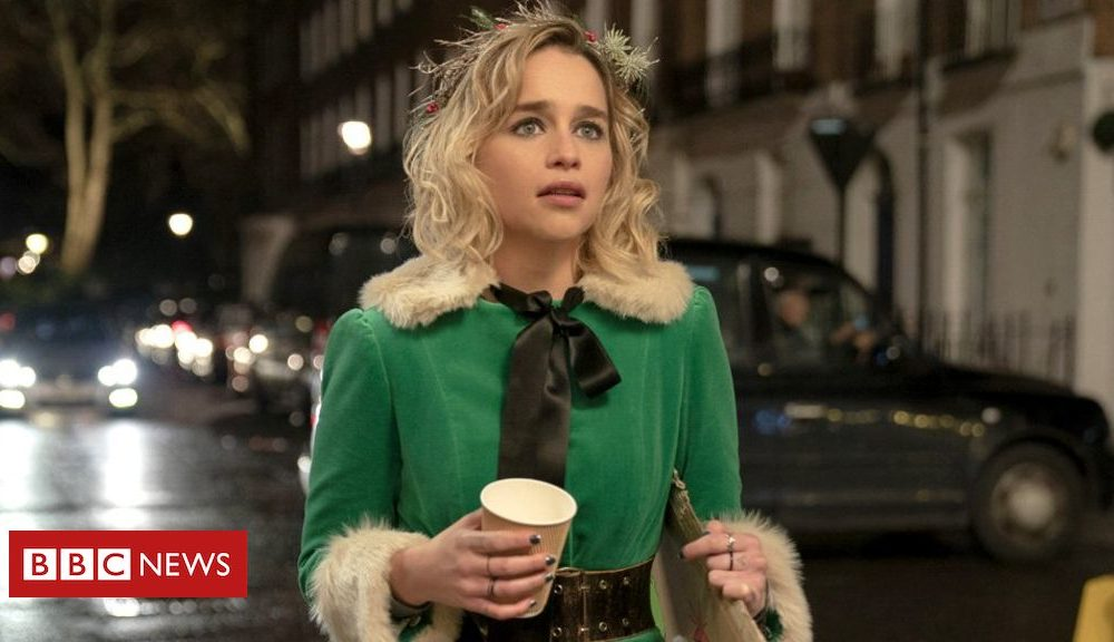 Hollywood Emilia Clarke and Emma Thompson on Final Christmas and reading experiences