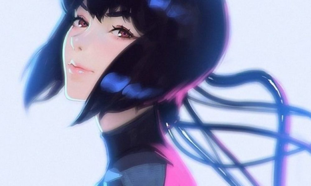 Sight the first teaser for Netflix's CG 'Ghost in the Shell' series