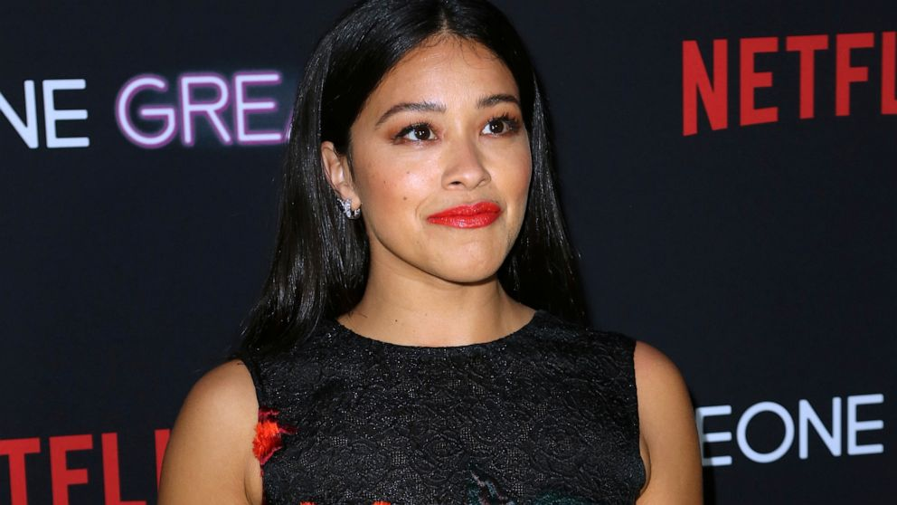 Hollywood Gina Rodriguez apologizes for singing N-observe lyric