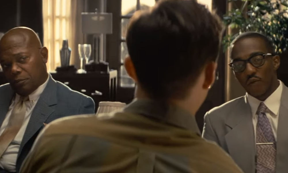 Apple's first trailer for 'The Banker' presents us an ex-Shock huge personnel