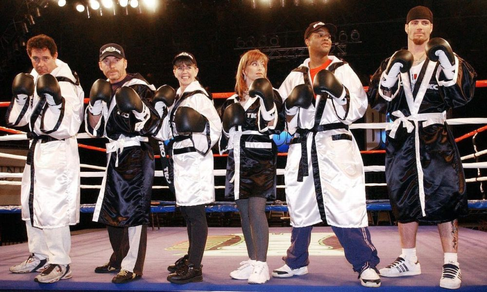 The contemporary and unfamiliar historical previous of enormous name boxing