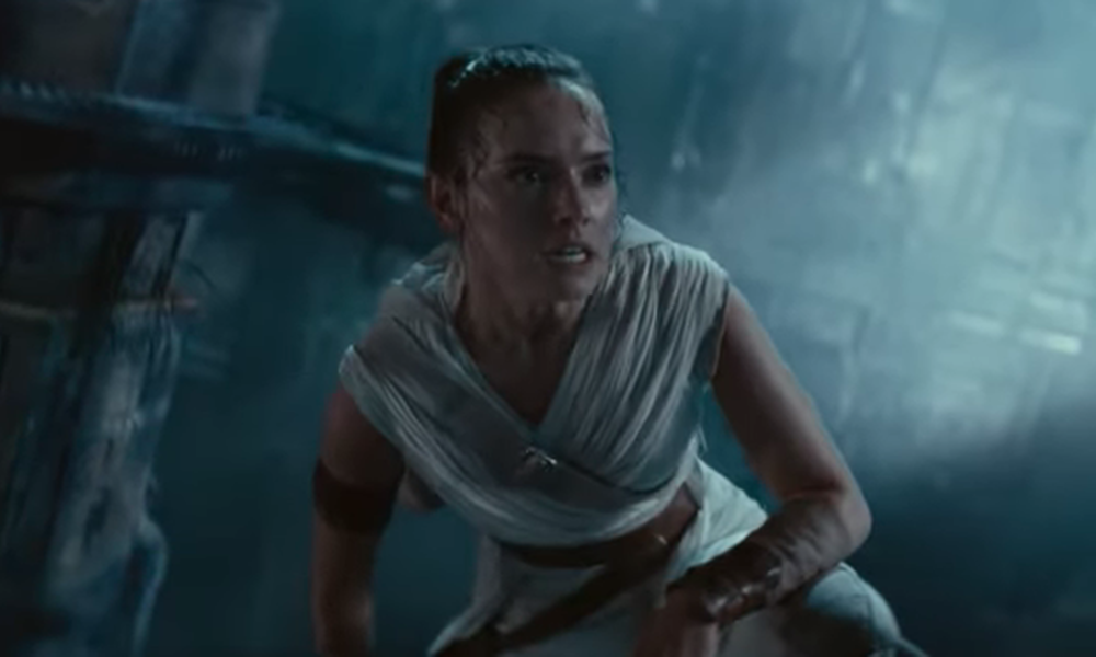 The excellent 'Megastar Wars: The Rise Of Skywalker' trailer is at last right here, at last