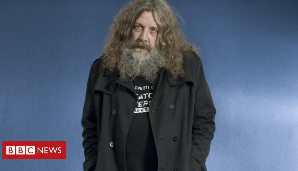 Watchmen creator Alan Moore: Favorite superhero tradition is embarrassing