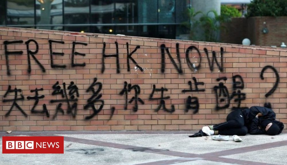 Hollywood Knowledge On a conventional basis: Hong Kong stand-off continues, and Attenborough sees plastics trade