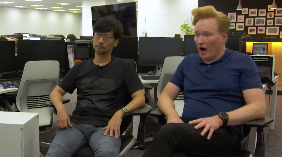 Loss of life Stranding: Conan O'Brien looks to be within the sport and the full lot else each person is aware of – CNET