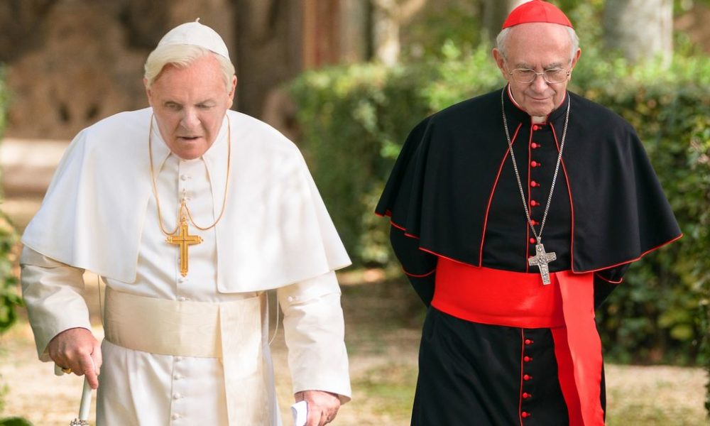 Check Jonathan Pryce and Anthony Hopkins make correct so noteworthy acting in Netflix's 'The Two Popes' trailer