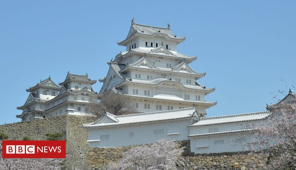 Conwy and Himeji castles' twinning begins 'beautiful friendship'