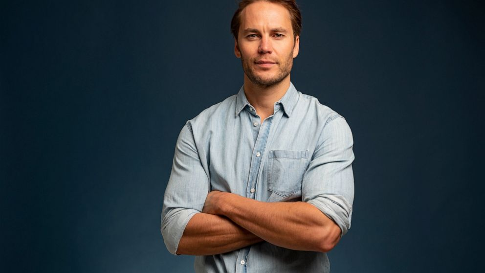 Taylor Kitsch plays a scandalous man with nuance and special talents