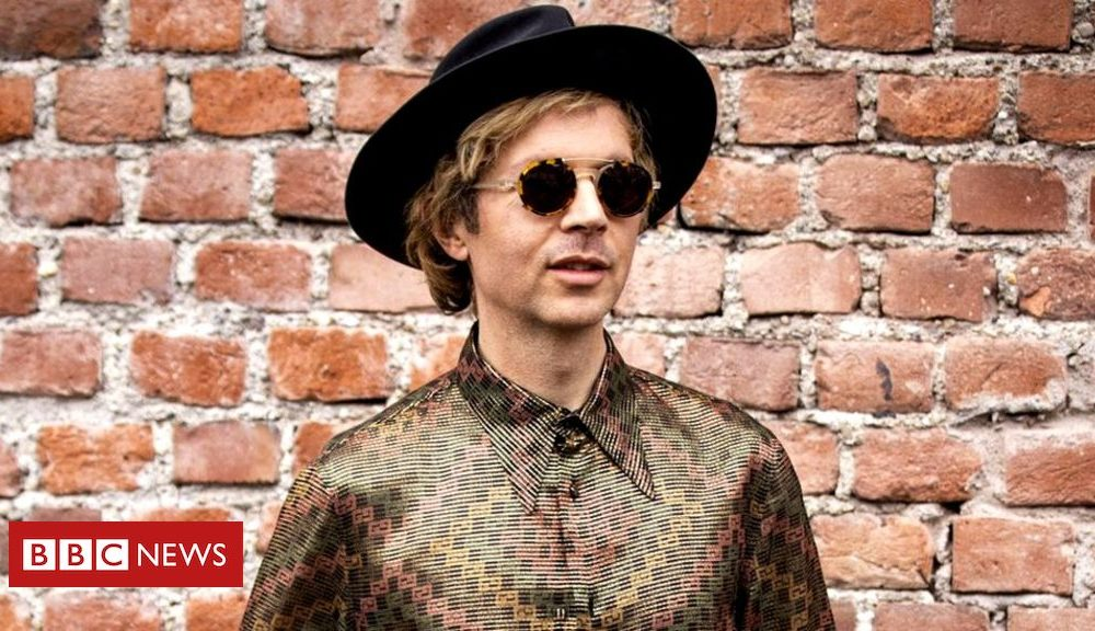 Beck fears that several of his unreleased albums went up in smoke