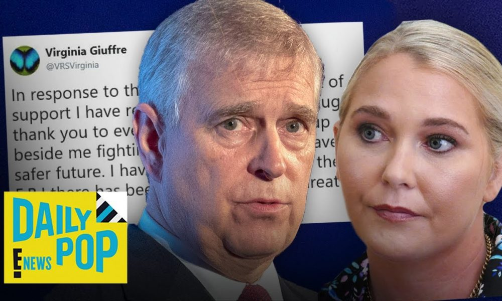 Prince Andrew's Accuser Posts Alarming Twitter Message – E! Knowledge