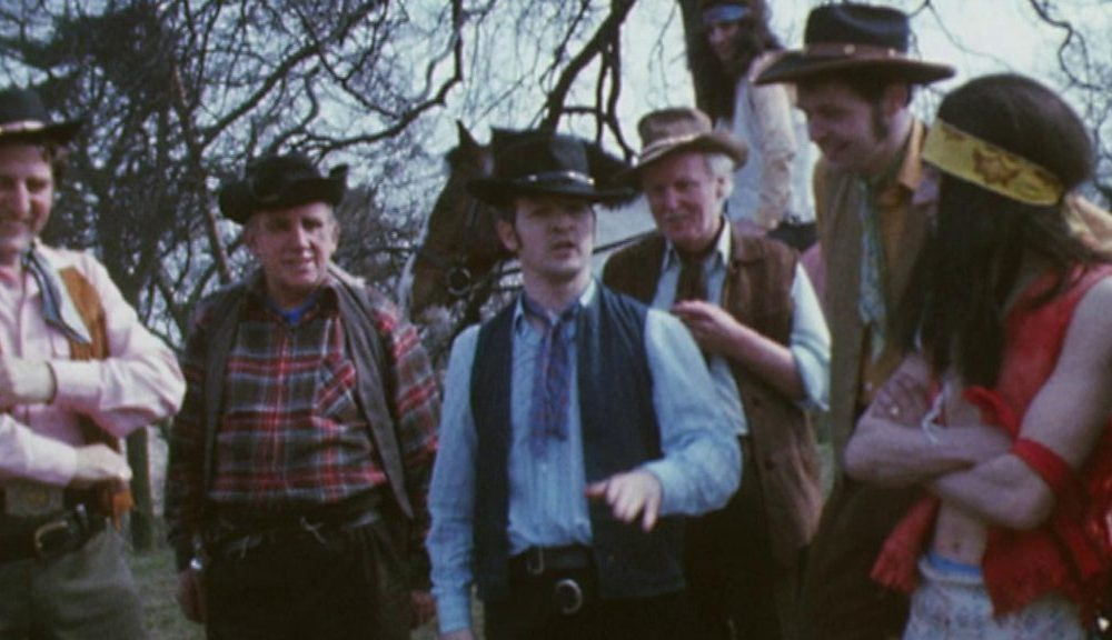 How Falkirk's metal workers grew to turn out to be cowboy movie stars