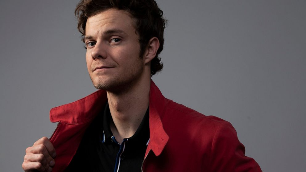 2019 Step forward Entertainer: Jack Quaid of 'The Boys'