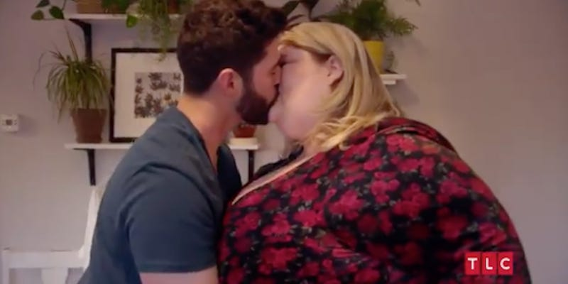 TLC's 'Sizzling and Heavy' show camouflage about 'mixed-weight' couples would possibly possibly possibly per chance damage and stigmatize fat of us, experts grunt