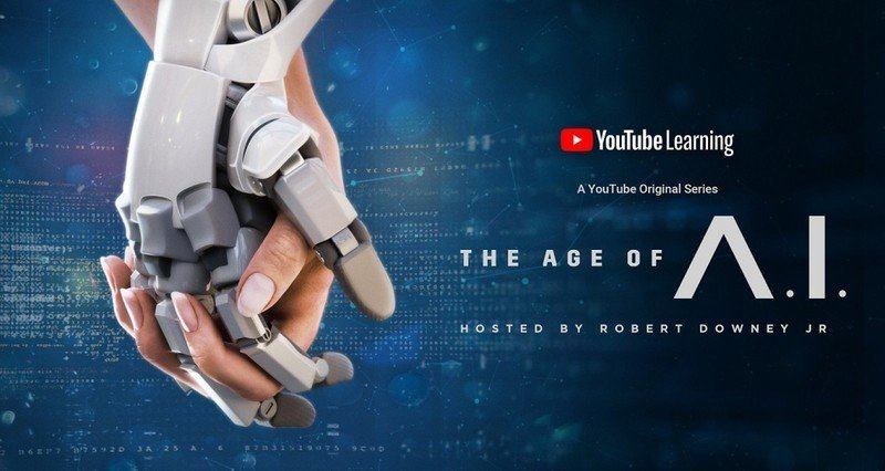 YouTube teases original docuseries about AI with Robert Downey Jr.