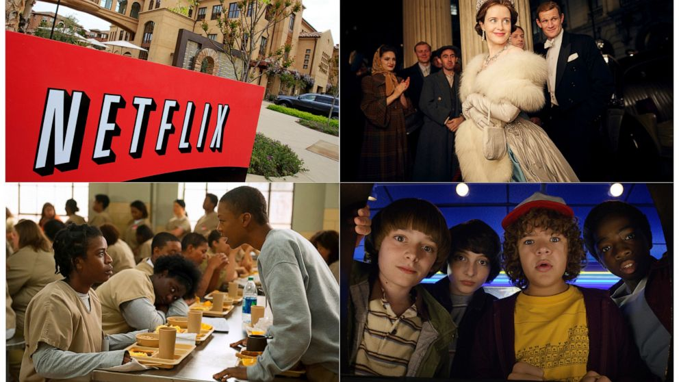Hollywood How streaming, selection, #MeToo fashioned TV decade of commerce