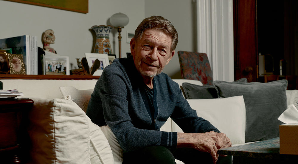Pete Hamill 'Ain't Finished But'