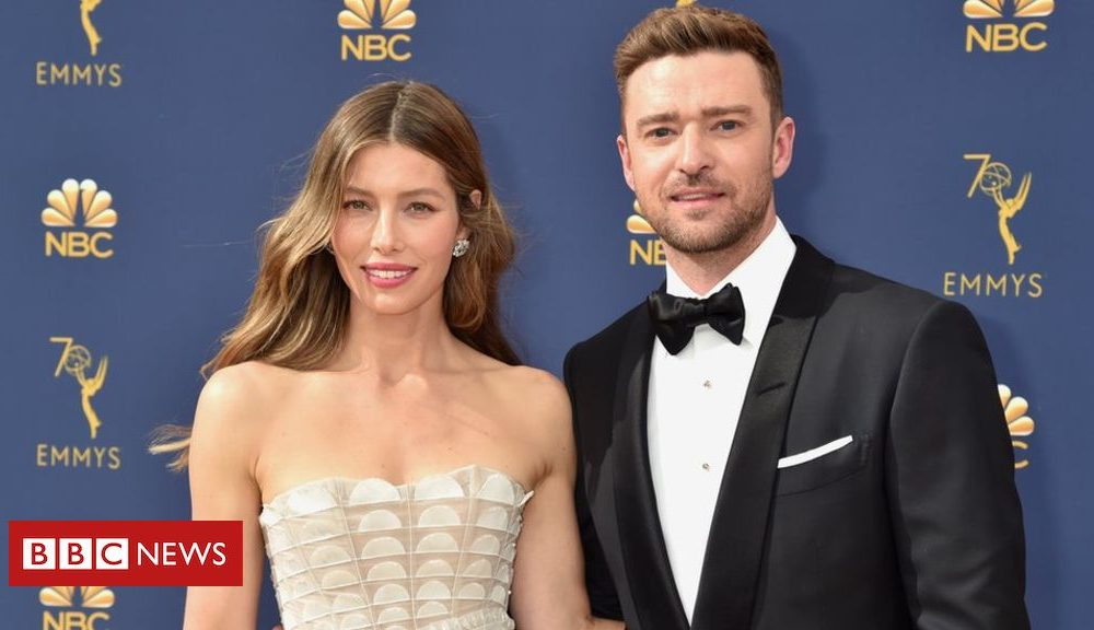Justin Timberlake says sorry to Jessica Biel for 'lapse in judgement'
