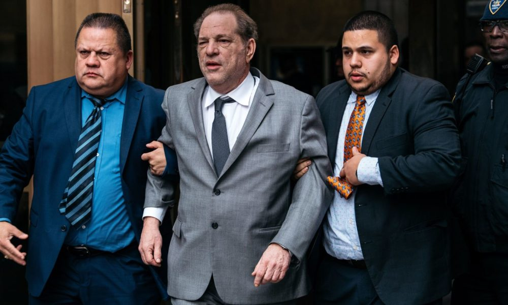 Of Course Survivors Aren't Ecstatic With The Harvey Weinstein Settlement