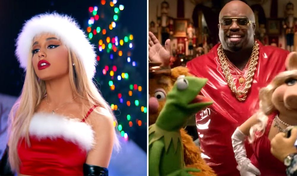 The 5 simplest and 5 worst celebrity Christmas albums