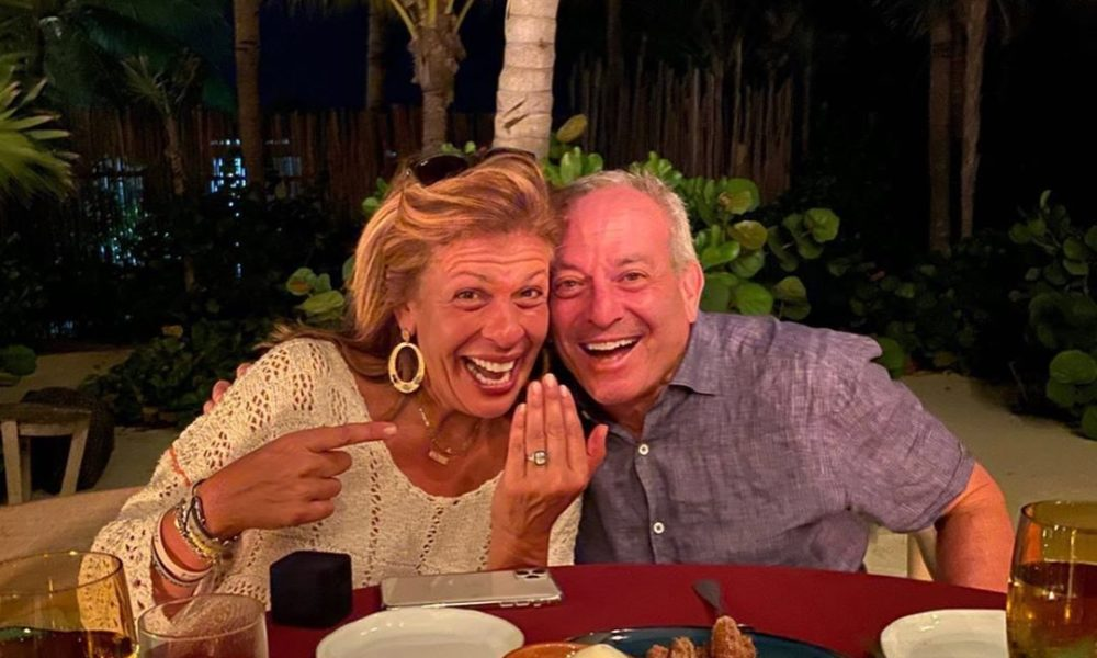 Hoda Kotb and Joel Schiffman Are Engaged! All About His Coastline Proposal – Yahoo Wide title