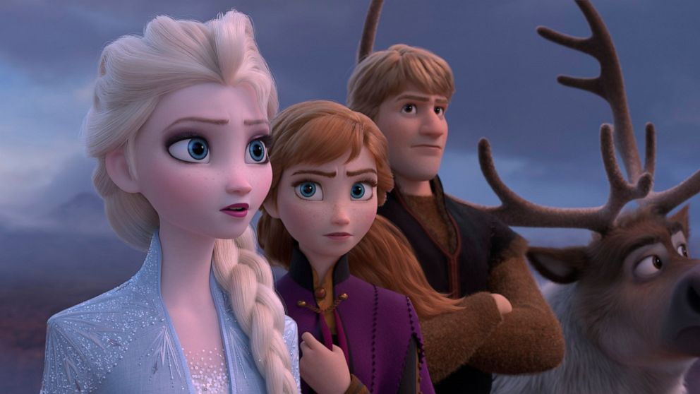 'Frozen 2' heats up field situation of job with $127M opening weekend