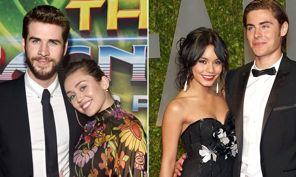 31 iconic celeb couples who broke up within the previous decade