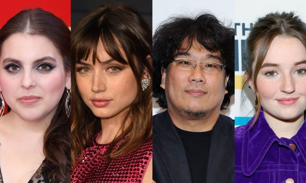 Beanie Feldstein, Bong Joon-Ho, And Extra 'Can't Assume' They're 2019 Golden Globe Nominees