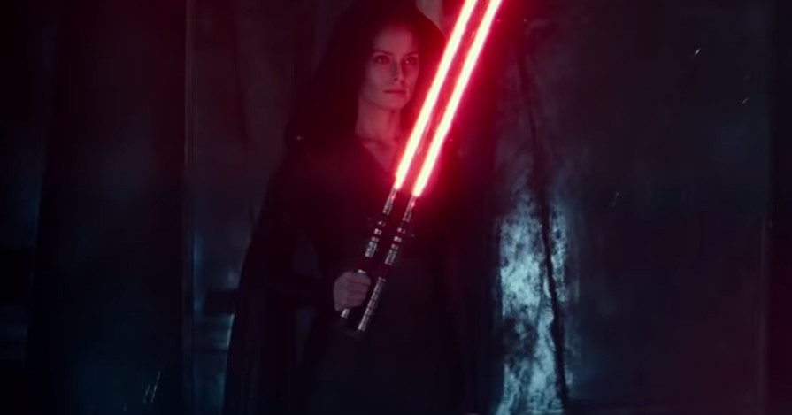 You would steal Darkish Facet Rey's switchblade lightsaber for a whopping $1,599.ninety nine