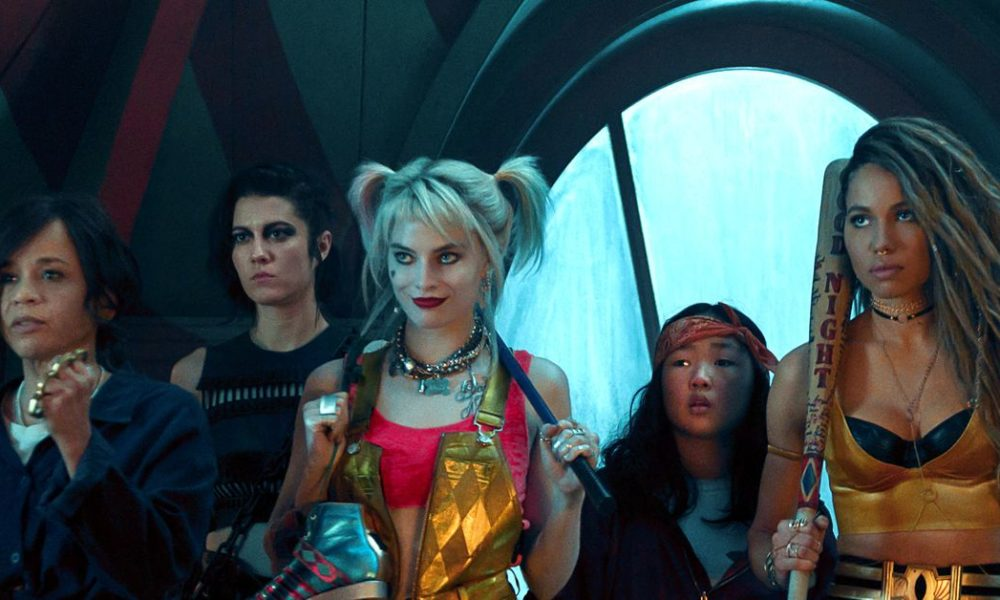 Harley Quinn and the Birds of Prey are support, and they've bought rage points