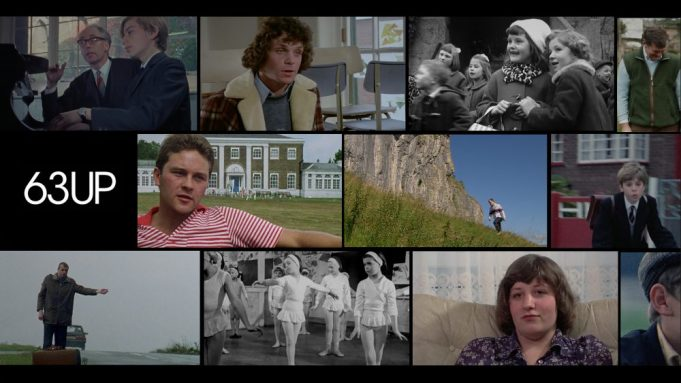 """""""63 Up"""": doc series following the lives of Brits every seven years since they were 7, returns"""
