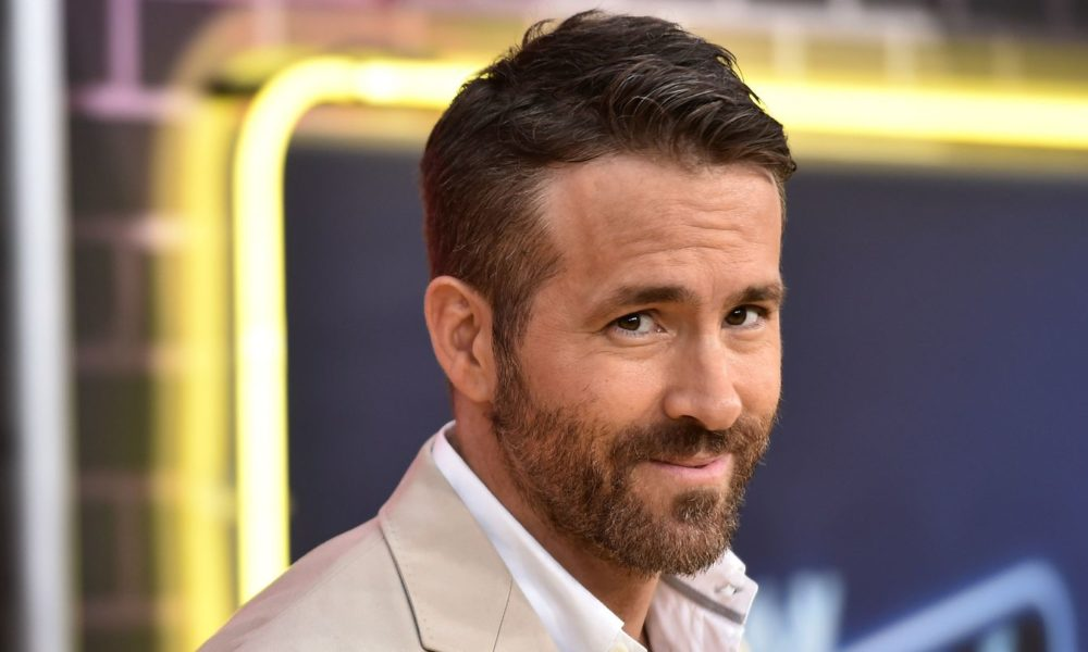 Ryan Reynolds Trolling About His Child Is Peak Ryan Reynolds